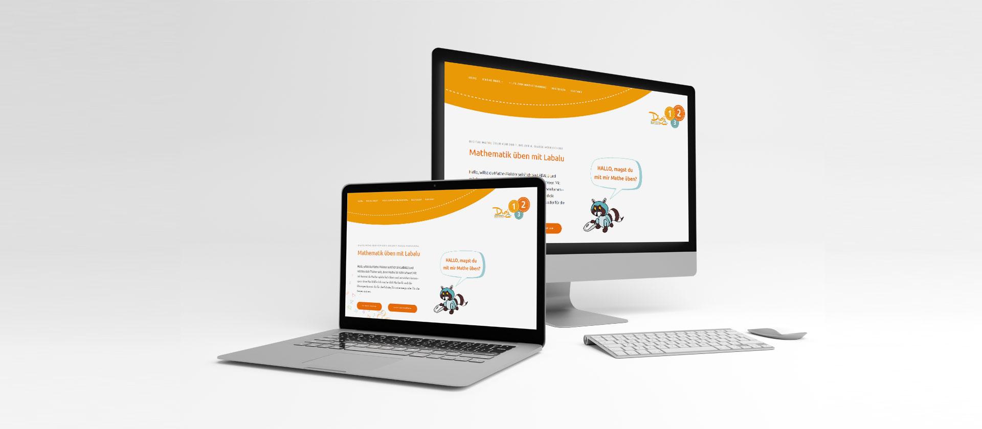 Labalu hat eine Webseite | webundwerbung.at