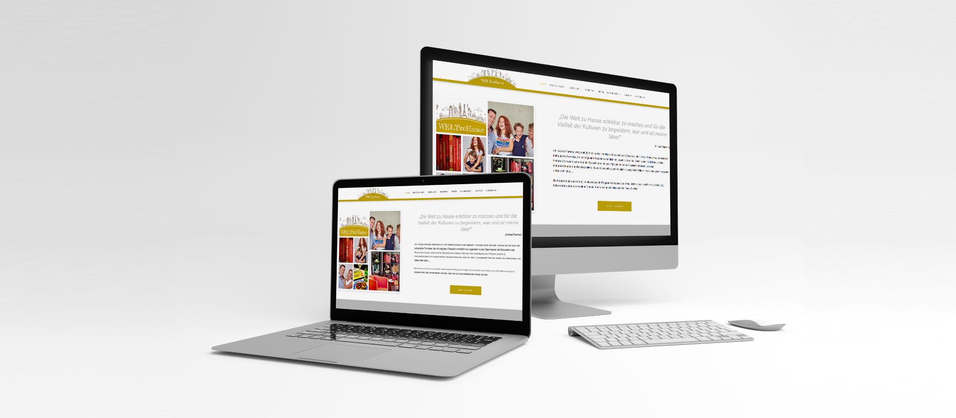 WeltzuHause ist online | webundwerbung.at
