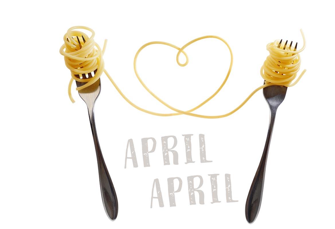 April, April...