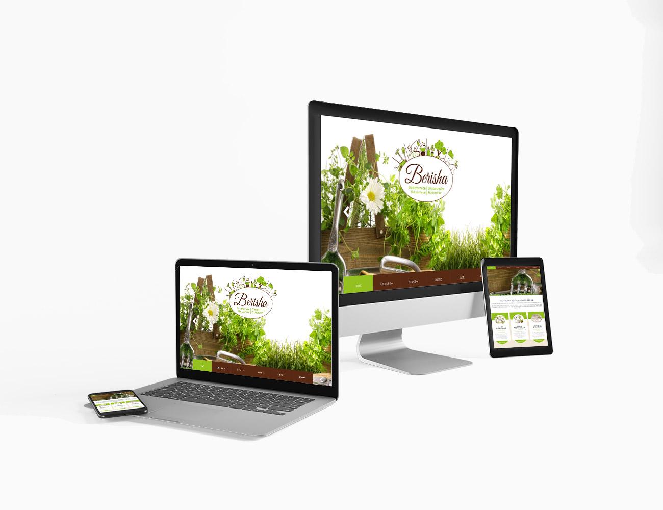 Gartenservice Berisha | webundwerbung.at