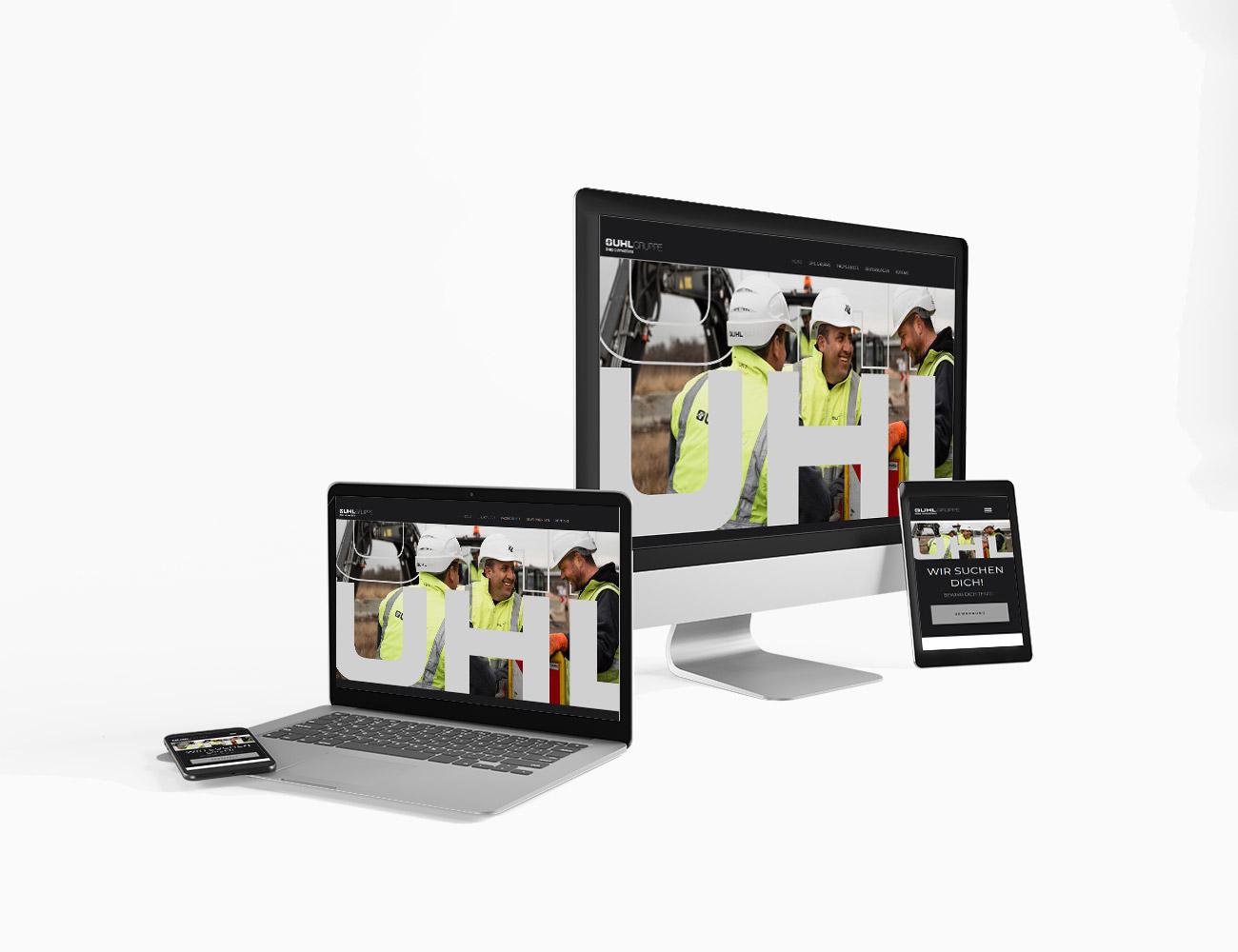 UHL-Jobbörse ist online!   webundwerbung.at