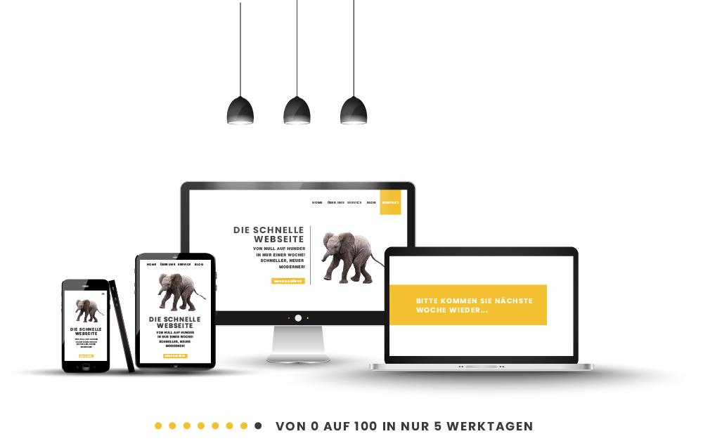 Die Schnelle von Web & Werbung Moser